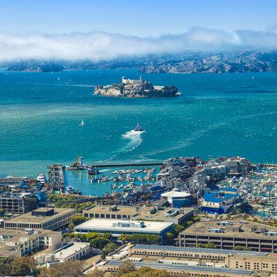 Bezpośrednie loty do San Francisco. Odkryj niezwykłą Kalifornię!