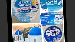 Krzyż usunięty z opakowań jogurtu w Polsce i we Francji. Firma się tłumaczy