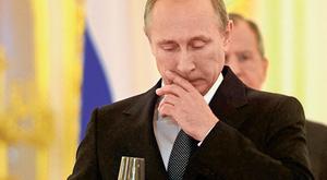 Putin na zakręcie