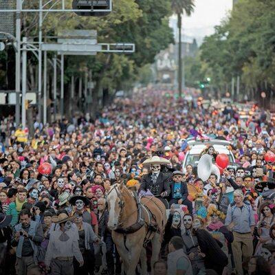 Mexico City. Najgłośniejsze miasto świata