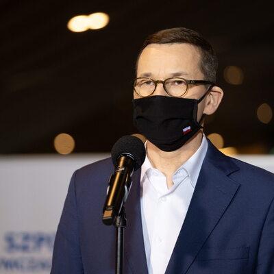 Premier odpiera zarzuty opozycji i TVN ws. VAT. Mocne wystąpienie...