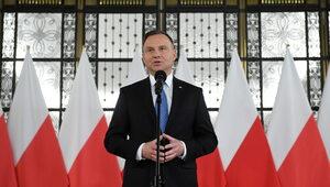 Prezydent: Zostawcie Szymona Hołownię w spokoju