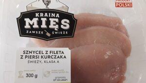 GIS ostrzega. Chodzi o mięso wyprodukowane dla Biedronki