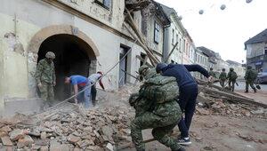Gigantyczna pomoc z Polski dla Chorwacji