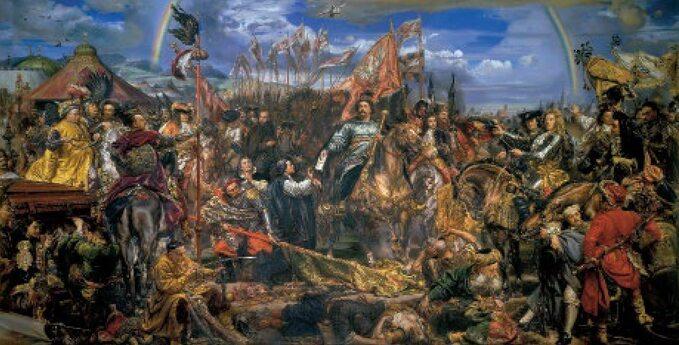 W1683r. odparcie Turków spod Wiednia przez Jana IIISobieskiego było ocaleniem chrześcijańskiej Europy. Dzisiaj już niedlawszystkich tojest takie jasne