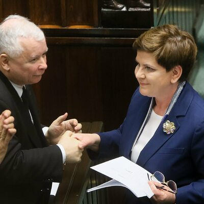 Kaczyński: Nagrody dla ministrów? Żaden skandal