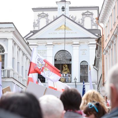 Fenomen jedności i samoorganizacji Polaków na Wileńszczyźnie