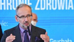 Minister zdrowia: Od dzisiaj nowa strategia walki z pandemią