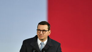 Premier: Dzisiaj myli się katów z ofiarami. Niemiecki naród ponosi za to...