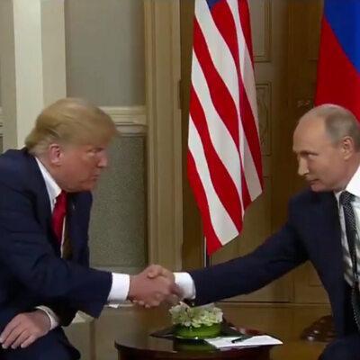 """""""Trump zachwyca Putina. Taka polityka izolacjonizmu doprowadziła do..."""
