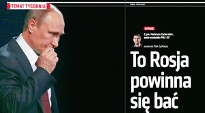To Rosja powinna się bać