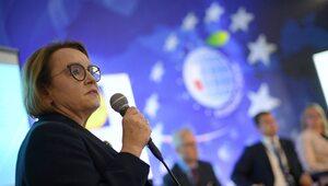 Zalewska: Postanowienie TSUE jest totalnie polityczne i nieludzkie