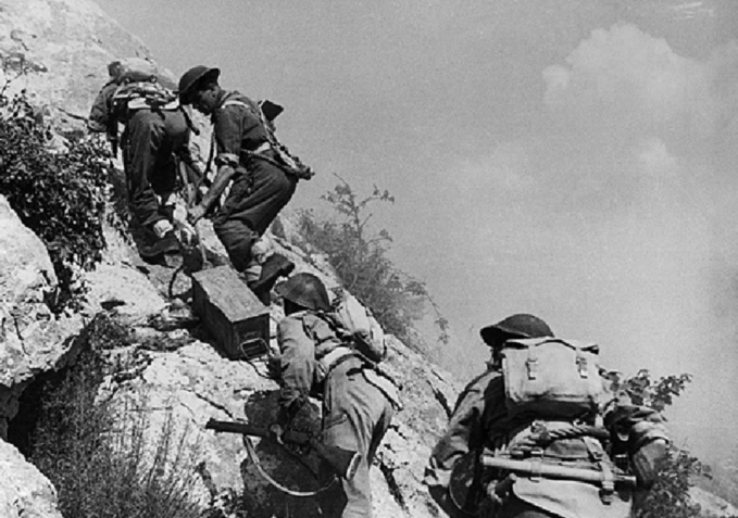 Polacy walczący oMonte Cassino