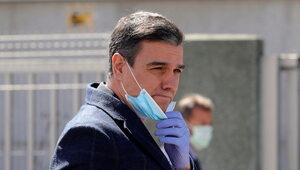 Premierzy Hiszpanii i Portugalii na kwarantannie. Mieli kontakt z Macronem