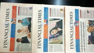 """""""Financial Times"""": Komisja Europejska powinna zatrzymać dotacje dla Polski"""