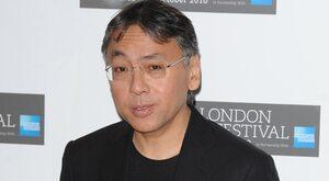 Kazuo Ishiguro z literackim Noblem