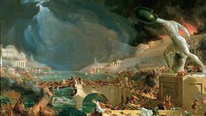 Unia jak Rzym. Nieodrobiona lekcja starożytności