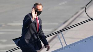Andrzej Duda przybył na szczyt NATO. Z kim się spotka?