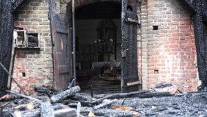 Rzeszów: Pobito proboszcza i zdemolowano kościół. Dwóch mężczyzn...