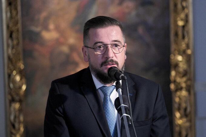 Piotr Dmitrowicz, dyrektor Muzeum Jana Pawła IIPrymasa Wyszyńskiego