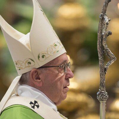 Papież mówi o migrantach. Jako przykład podaje Polaków