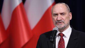Macierewicz: Rezolucja Rady Europy potwierdza, że samolot rozpadł się w...