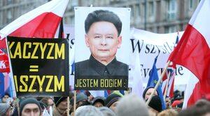 """""""Słowem faszyzm żongluje się w celach ściśle politycznych"""". Wywiad z..."""