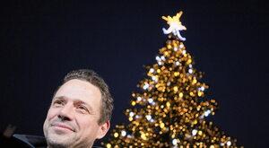 Świąteczny prezent Trzaskowskiego dla PiS