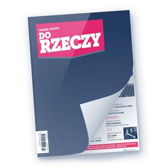 Kwartalna prenumerata tygodnika Do Rzeczy