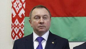 """Szef MSZ Białorusi znowu atakuje Polskę. Mówił o """"heroizacji nazizmu i..."""