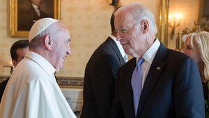 Papież Franciszek spotka się z Joe Bidenem. Biały Dom potwierdził termin