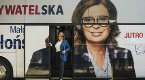 Politolog: Kidawa-Błońska pobiła rekord Polski
