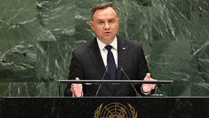 Prezydent: Odpowiedzialni za łamanie prawa międzynarodowego muszą...
