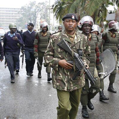Atak na amerykańską bazę wojskową w Kenii