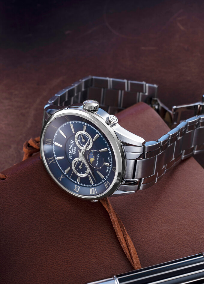Roamer Superior Moonphase Ambience 2019