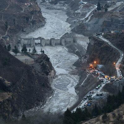 Tragiczna sytuacja w Himalajach. Jego przyczyną OZE, a nie globalne...
