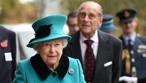 Mąż królowej Elżbiety II miał wypadek samochodowy