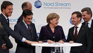 Nord Stream 2 już działa. Na razie w reklamie