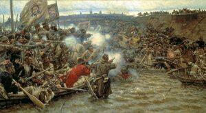 Rosja zbudowała imperium dzięki podbojowi Syberii