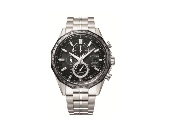 Zegarek CITIZEN Super TitaniumTM AT8218-81E
