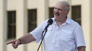 Łukaszenka kontratakuje
