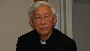 Kard. Zen: Czy anty-Ratzingerowy gentleman w Watykanie nie mógł poczekać?