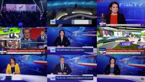 """Pięć minut oczerniania TVP. """"Fakty"""" TVN idą na ostrą wojnę"""