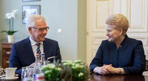 Dialog z Litwą? Renata Cytacka: To monolog wygłaszany do ściany