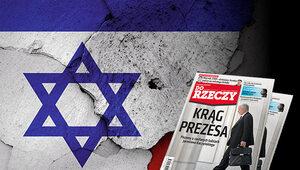 """Polska–Izrael. Jak o tym rozmawiać? O tym w """"Do Rzeczy"""""""