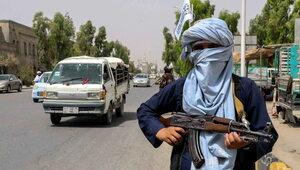 """""""Obcinanie rąk jest konieczne"""" – talibowie będą karali zgodnie z szariatem"""