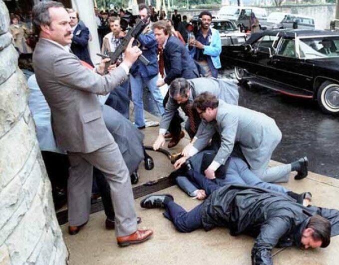 Zamach naReonalda Reagana