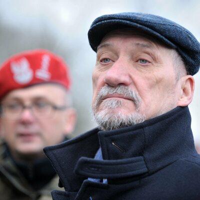 Otrucie rosyjskiego szpiega. Macierewicz: Szkoda, że nie mówimy o Smoleńsku