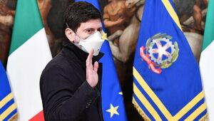 Włoski minister zdrowia alarmuje: Nadchodzą trudne tygodnie