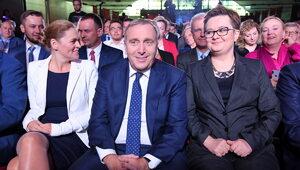 """""""2/3 Polski jest europejskie i demokratyczne"""". Opozycja świętuje wyniki..."""